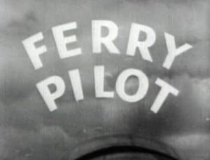 Ferry Pilot - Screenshot of the title frame
