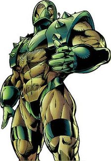 shaggyman and doomsday vs sentry red hulk and black bolt