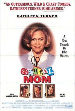 Serial Mom - Theatrical release poster