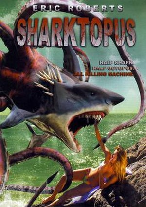 Sharktopus - Theatrical release poster