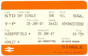 Shere FASTticket - Image: Shere FAS Tticket Example