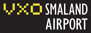 Växjö Småland Airport - Image: Smaland Airport logo