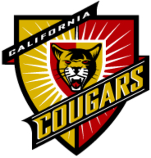 California Cougars - Image: Smcougars