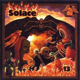 13 (Solace album) - Image: Solace 13 album cover