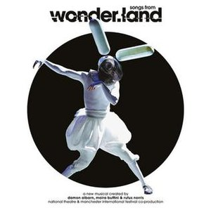Wonder.land - Image: Songs from wonder land