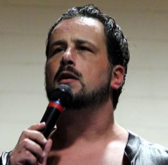 Steve Corino - Corino in February 2012