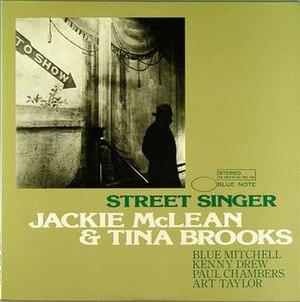 Street Singer - Image: Street singer