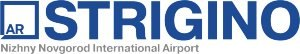 Strigino International Airport - Image: Strigino Official Logo