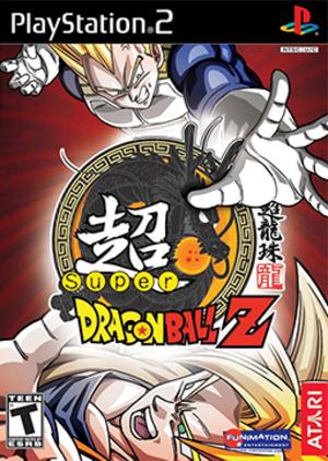 Super Dragon Ball Z - Image: Super Dragon Ball Z Coverart