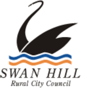 Rural City of Swan Hill - Image: Swan Hill Rural City logo