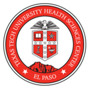 Texas Tech University Health Sciences Center El Paso - Image: TTHSC ELPASO SEAL