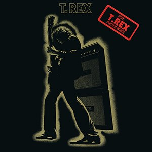 Electric Warrior - Image: T Rex Electric Warrior UK album cover