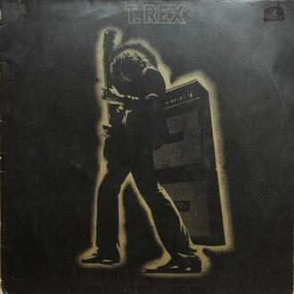 Electric Warrior - Image: T Rex Electric Warrior UK album cover