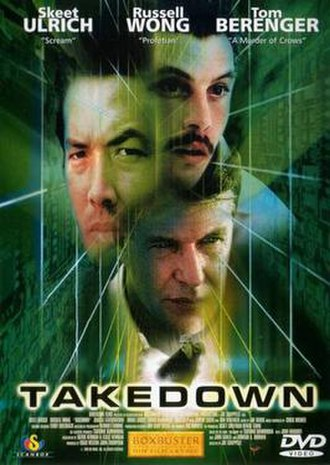 Track Down - Finnish DVD cover