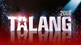 Talang 2008 - Logo of Talang 2008