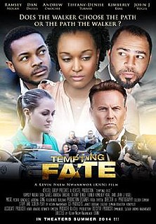 <i>Tempting Fate</i> (2015 film) 2015 film by Kevin Nwankwor