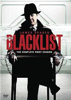 <i>The Blacklist</i> (season 1) Season of television series