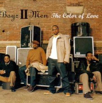The Color of Love - Image: The Color of Love Single 2