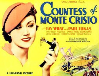 The Countess of Monte Cristo (1934 film) - Image: The Countess of Monte Cristo (1934 film)