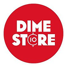 The Dime Store logo, Portland, Oregon.jpg