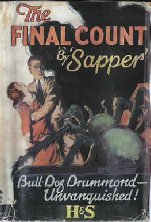 The Final Count - First edition cover of The Final Count