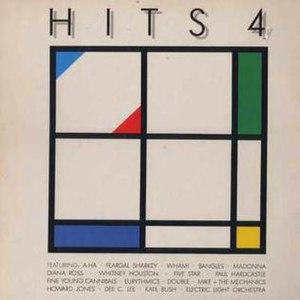 Hits 4 - Image: The Hits Album 4