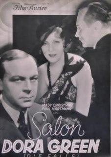 <i>The House of Dora Green</i> 1933 film