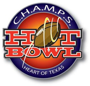 C.H.A.M.P.S. Heart of Texas Bowl - Image: The Logo of the C.H.A.M.P.S Heart of Texas Bowl