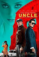 Picture of a movie: The Man From U.N.C.L.E.
