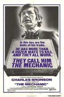 The Mechanic (1972 film) - Wikipedia, the free encyclopedia