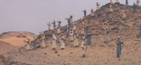 The Message - Uhud archers