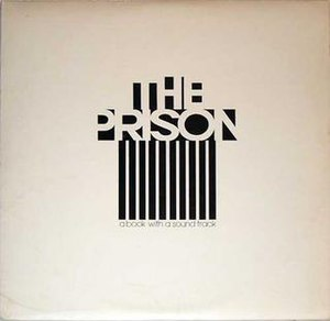 The Prison - A Book With A Soundtrack album cover