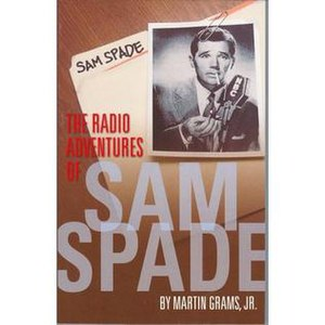 The Radio Adventures of Sam Spade (book cover).jpg