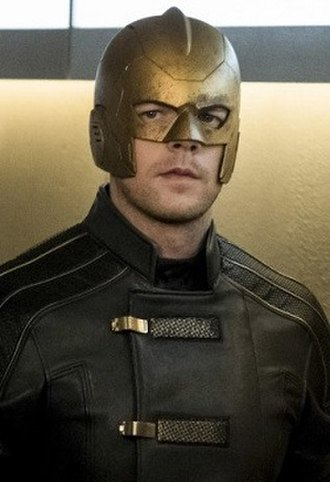 Ray (Ray Terrill) - Russell Tovey as the live-action version of The Ray / Ray Terrill.