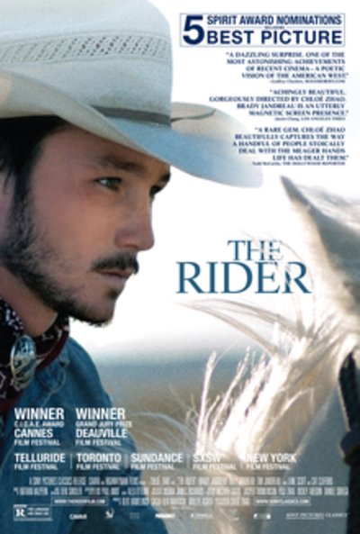 Picture of a movie: The Rider
