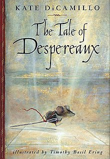 Image result for the tale of despereaux book