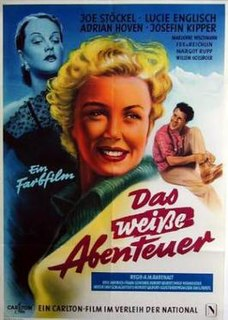 <i>The White Adventure</i> 1952 film