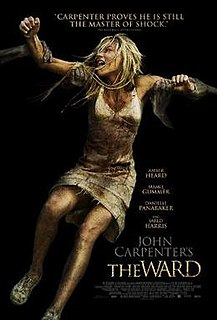 <i>The Ward</i> (film) 2010 American film