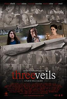 <i>Three Veils</i> 2011 film by Rolla Selbak