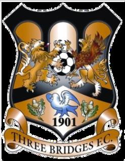 Three Bridges F.C. Association football club in England