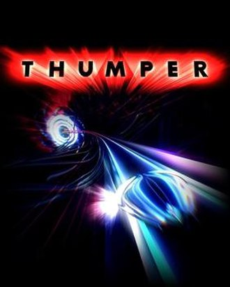 Thumper (video game) - Image: Thumper (video game)