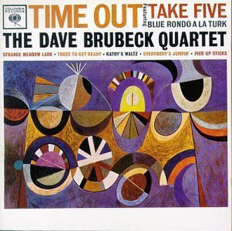 Time Out (album) - Image: Time out album cover