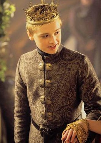 Tommen Baratheon - Dean-Charles Chapman as Tommen Baratheon
