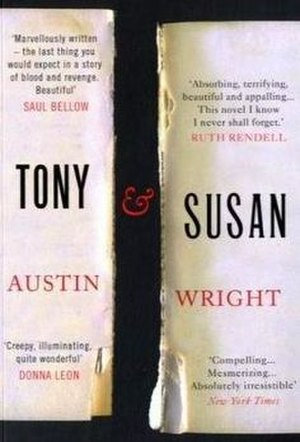Tony and Susan - Hardcover edition