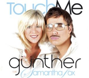 Touch Me (I Want Your Body) - Image: Touch me gunther samantha fox