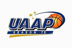 75th Season logo