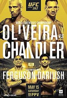 UFC 262 - Wikipedia