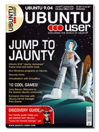 Ubuntu User - Image: Ubuntu User Issue 1