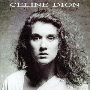 Unison (Celine Dion album) - Image: Unison