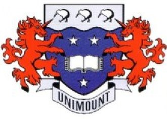 University-Mount Wellington - Image: University Mount Wellington AFC Logo